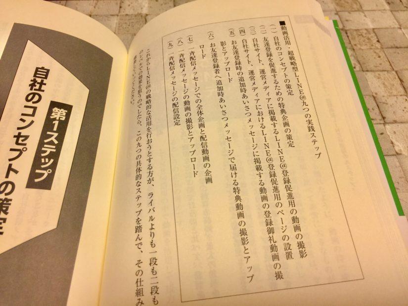 LINE@活用の九ステップ