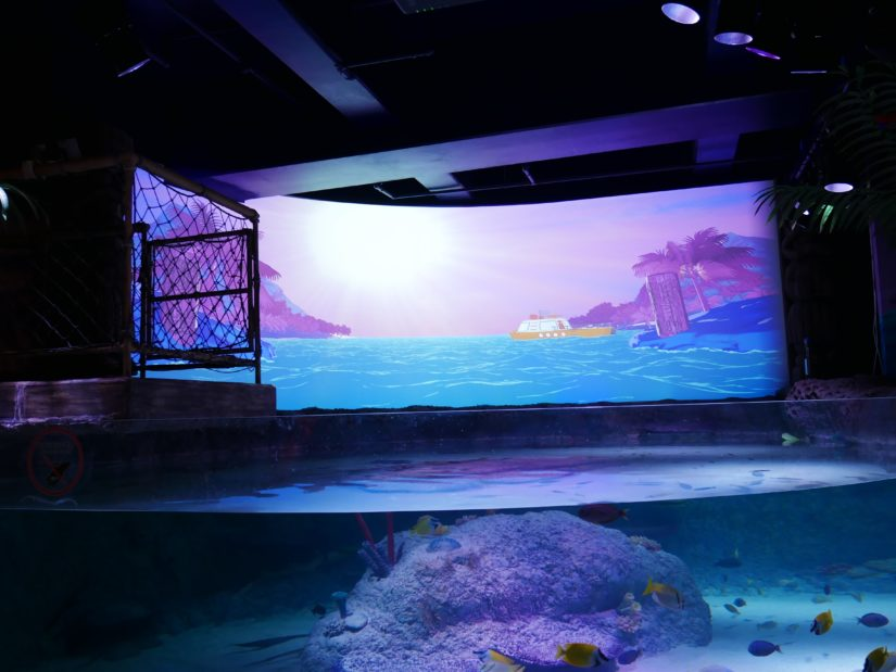 水族館ショー