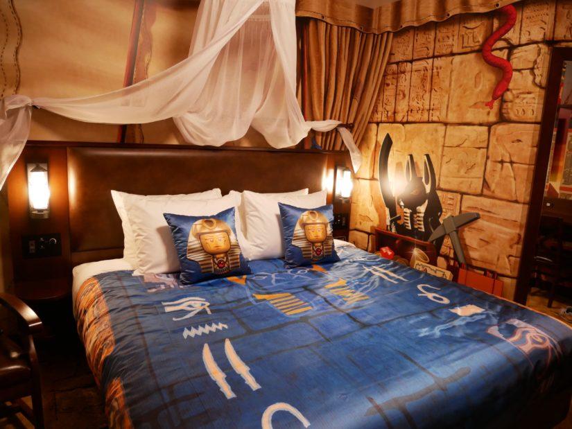 レゴランドホテル 寝室