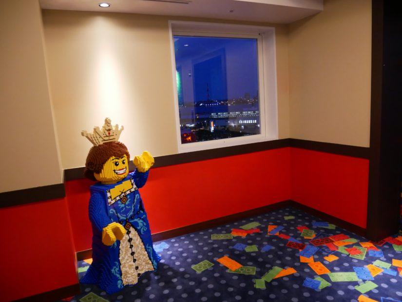 レゴランドホテル 8階