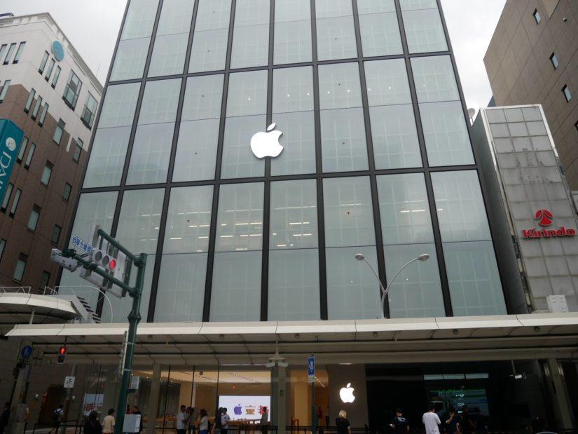 Apple Store外観