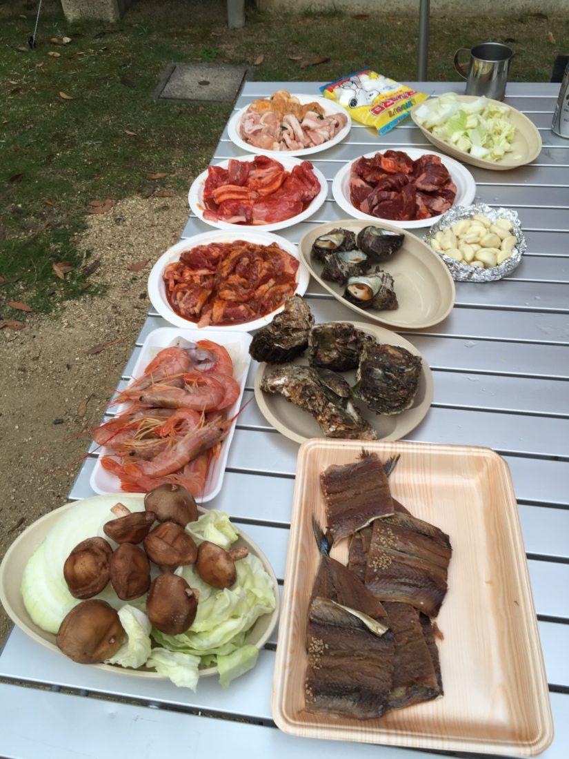肉・海鮮食材
