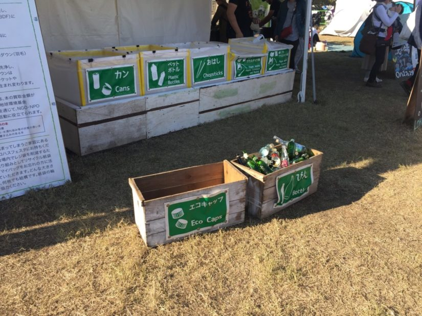 エコ・リサイクルコーナー